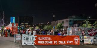 The Chili Pepper Festival