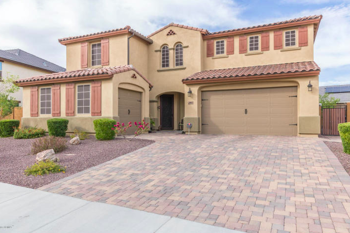Impeccable Peoria Home In A Gated Community Arizona News