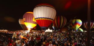 Halloween Balloon Festival