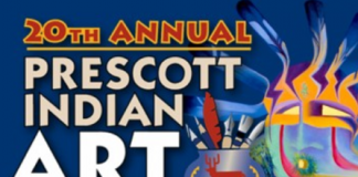 Prescott Indian Art Market