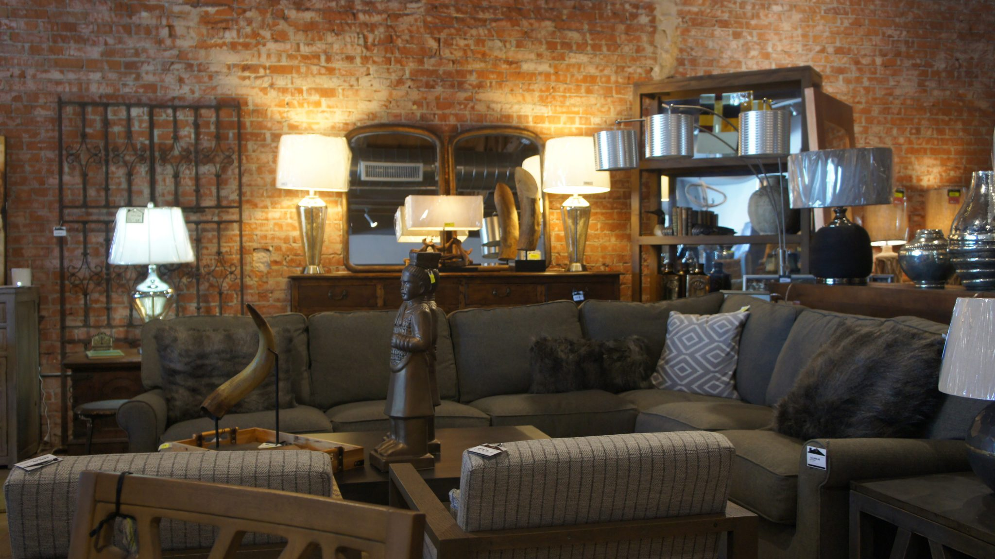 Grand opening of new furniture store in arcadia offers for Local home decor stores