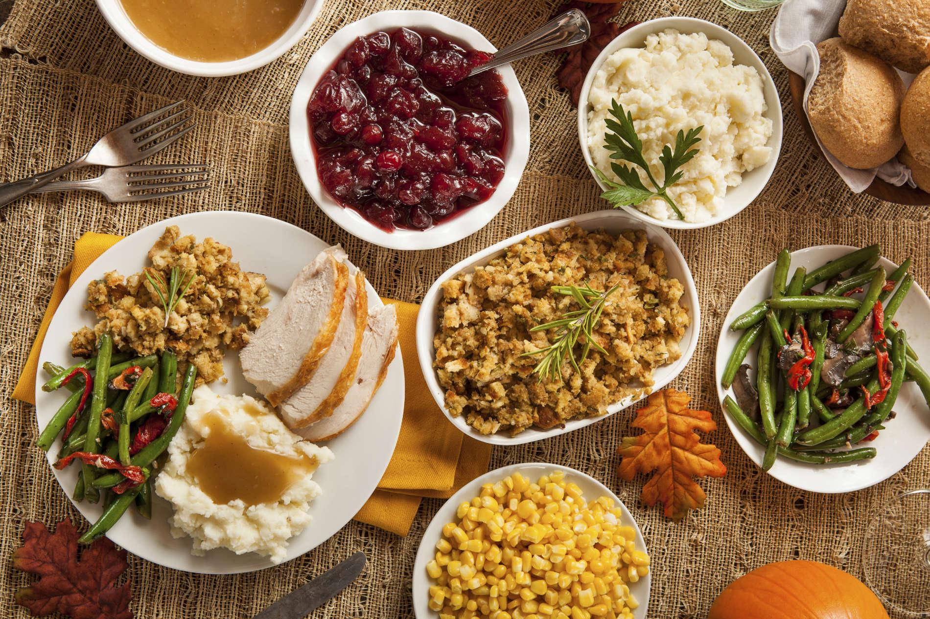 Homemade Turkey Thanksgiving Dinner ... & Organizing Yourself for Thanksgiving - Arizona News