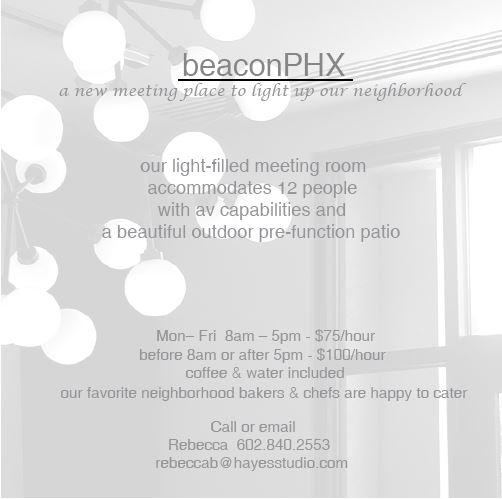 beaconPHX meeting space