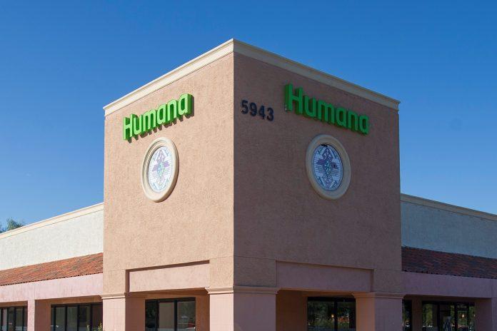 Humana neighborhood location in Mesa