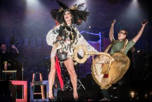 Taylor Mac will perform at ASU Gammage on April 7. Photo Courtesy of Teddy Wolff