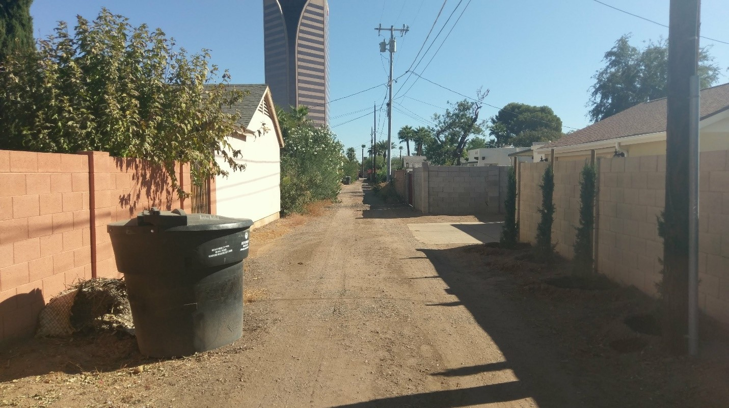 Phoenix Police Tackle Issue of Alley Use, Residents Respond