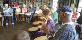 Dec. Memory Cafe - Drumming Circle