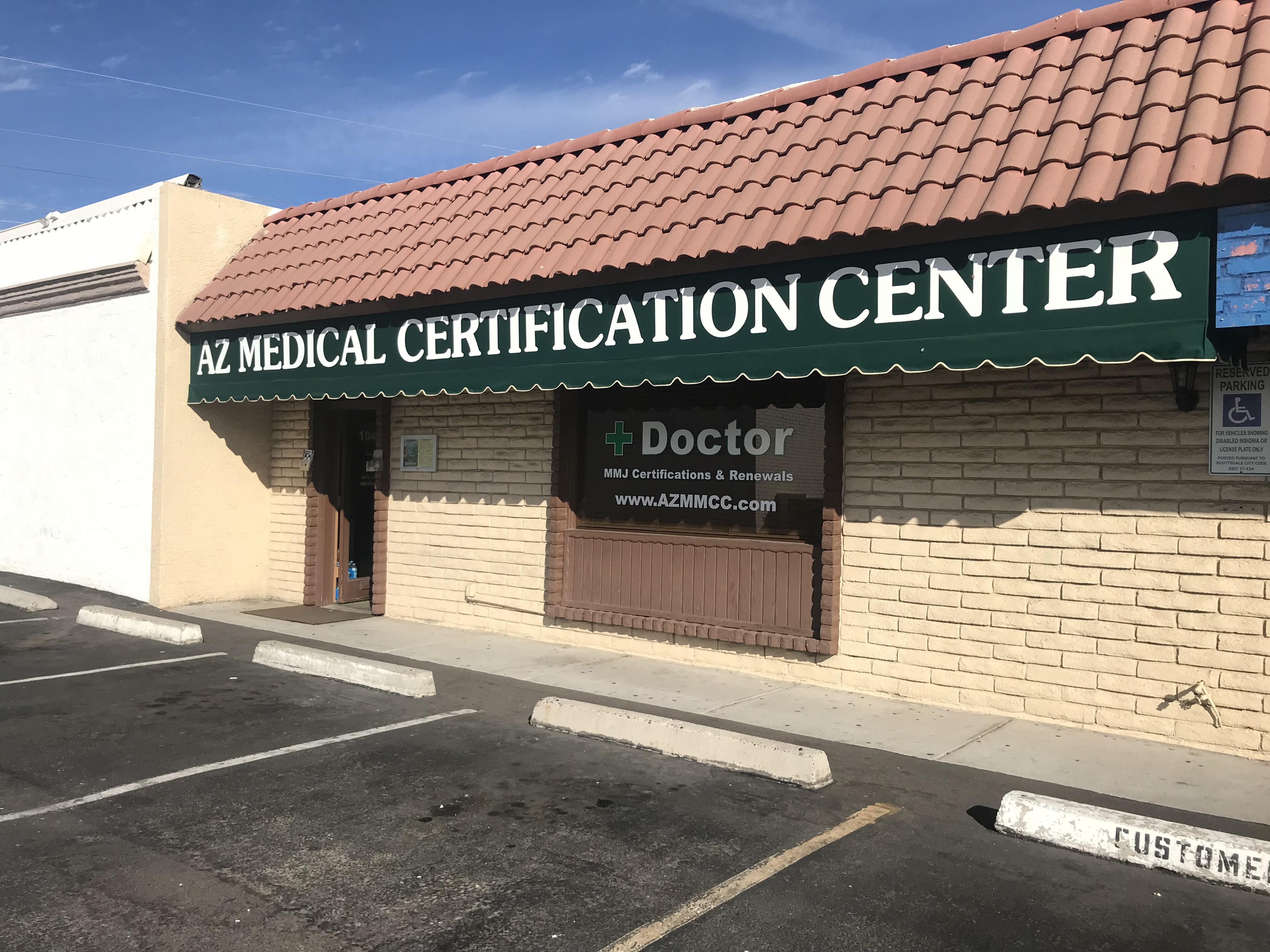 Arizonas medical marijuana business arizona news arizona medical marijuana certification center opened its doors in december 2010 and now has nine locations 1betcityfo Gallery