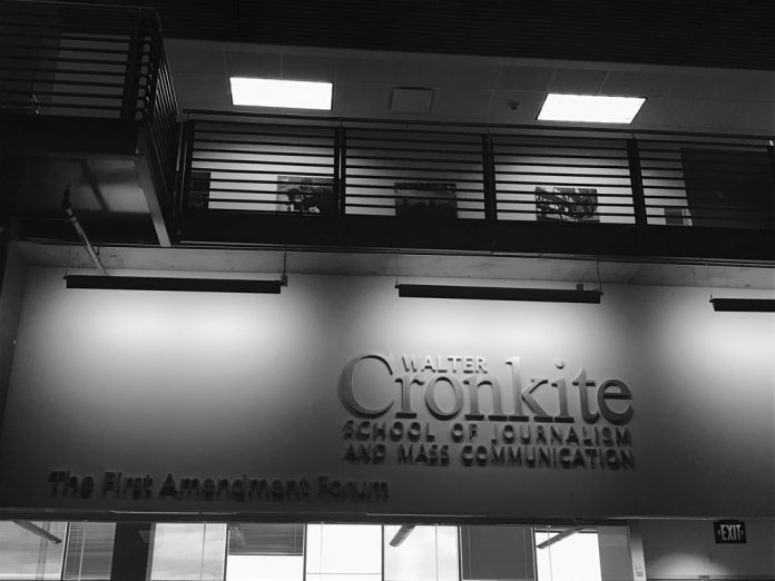 ASU's Walter Cronkite School of Journalism and Mass Communication