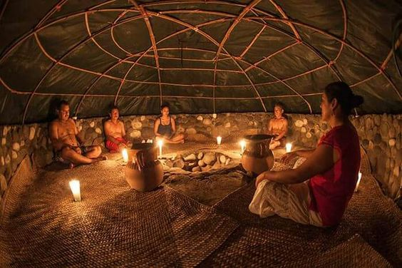 Women S Sweat Lodge Ceremony Hosted By Phoenix Indian Medical Center