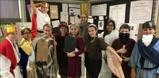 6th grade Living Wax Museum (2)