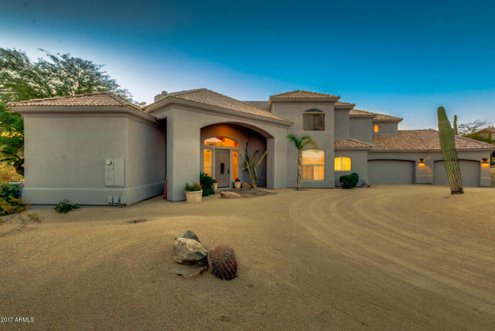 This Home In Fountain Hills Has It All Arizona News