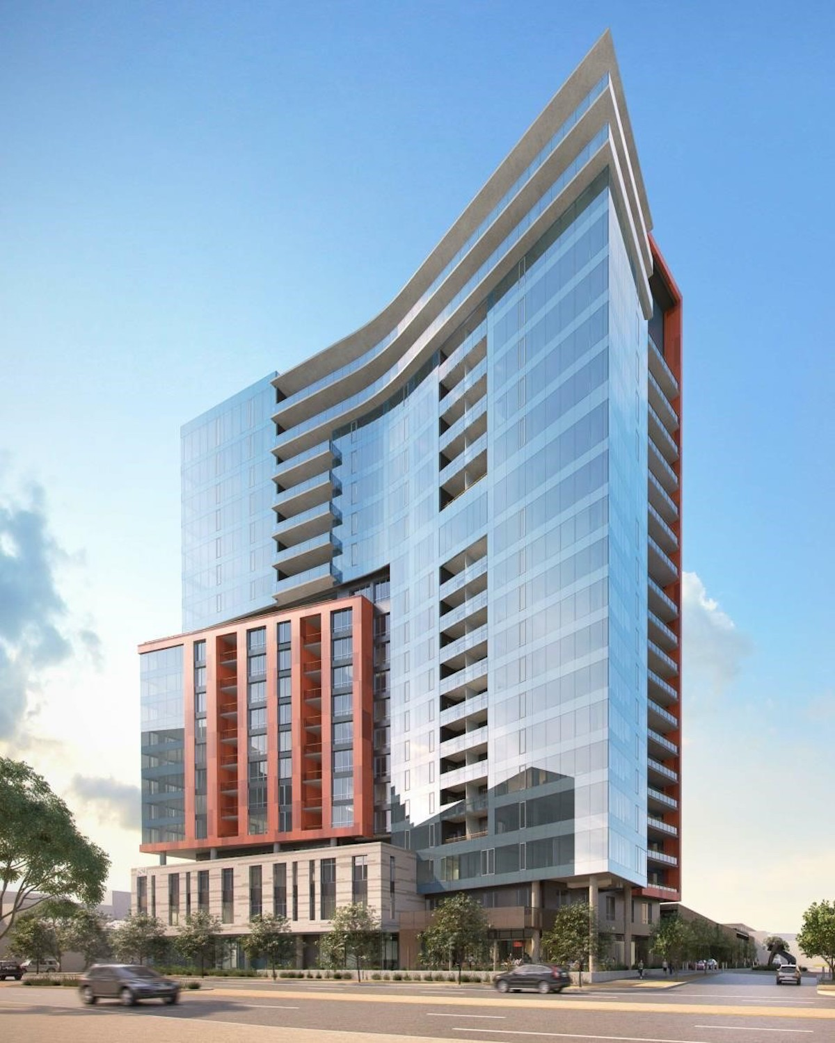 Apartment Store State College: McCarthy Building Companies Breaks Ground On Mirabella At
