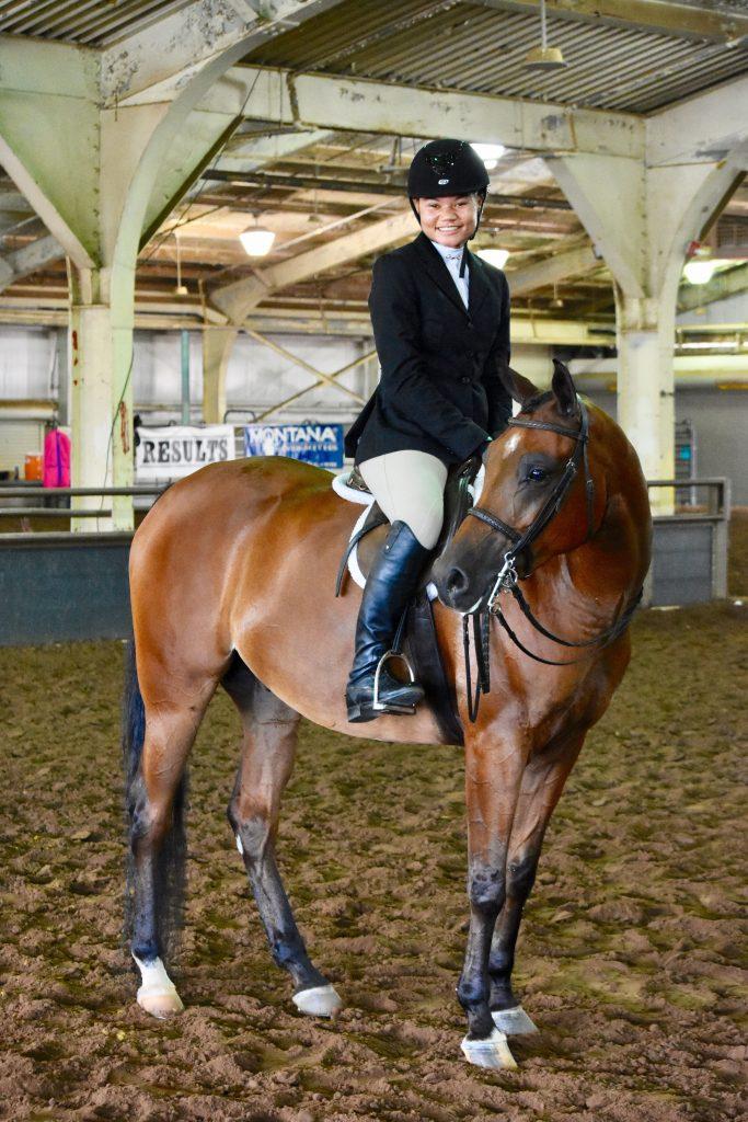 Tempe Prep Senior Excels In Equestrian World Arizona News