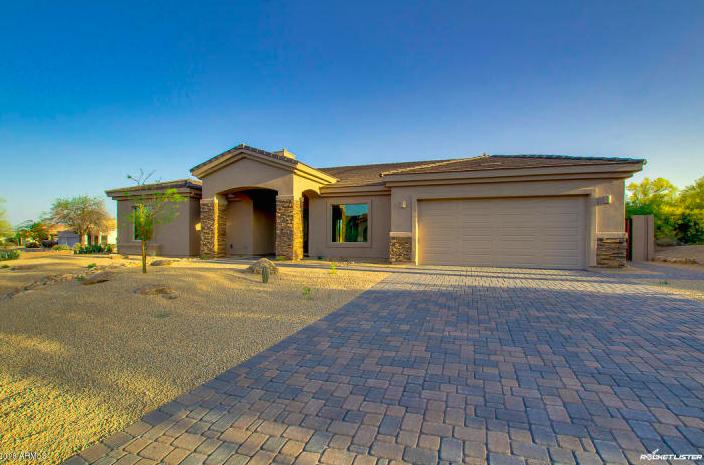 Contemporary Home in Fountain Hills - Arizona News