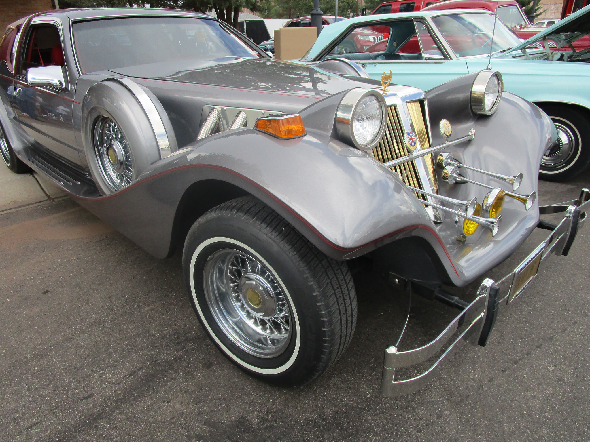 Bisbee Car Show Highlights Arizona News - Bisbee car show