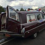1964 Cadillac, hearse and ambulance
