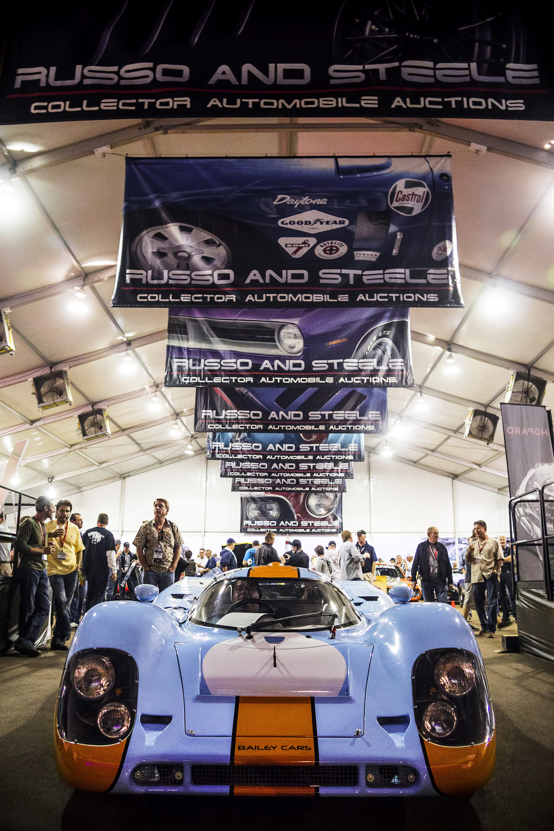 World Renowned Collector Car Auction Company Announces Dates For - Pavilions at talking stick car show
