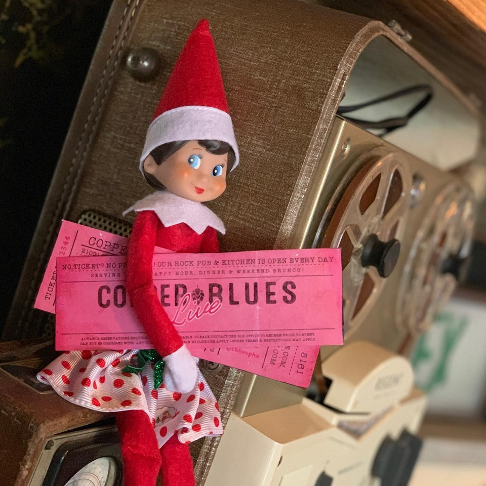 Christmas Events In Arizona 2019 Christmas in July Celebration Presented by Copper Blues Live