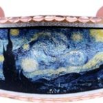 Starry Night by Van Gogh Bracelets