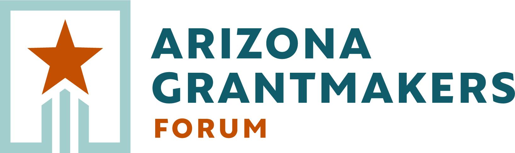 Arizona Grantmakers Forum Primary Logo Four Color - Arizona News