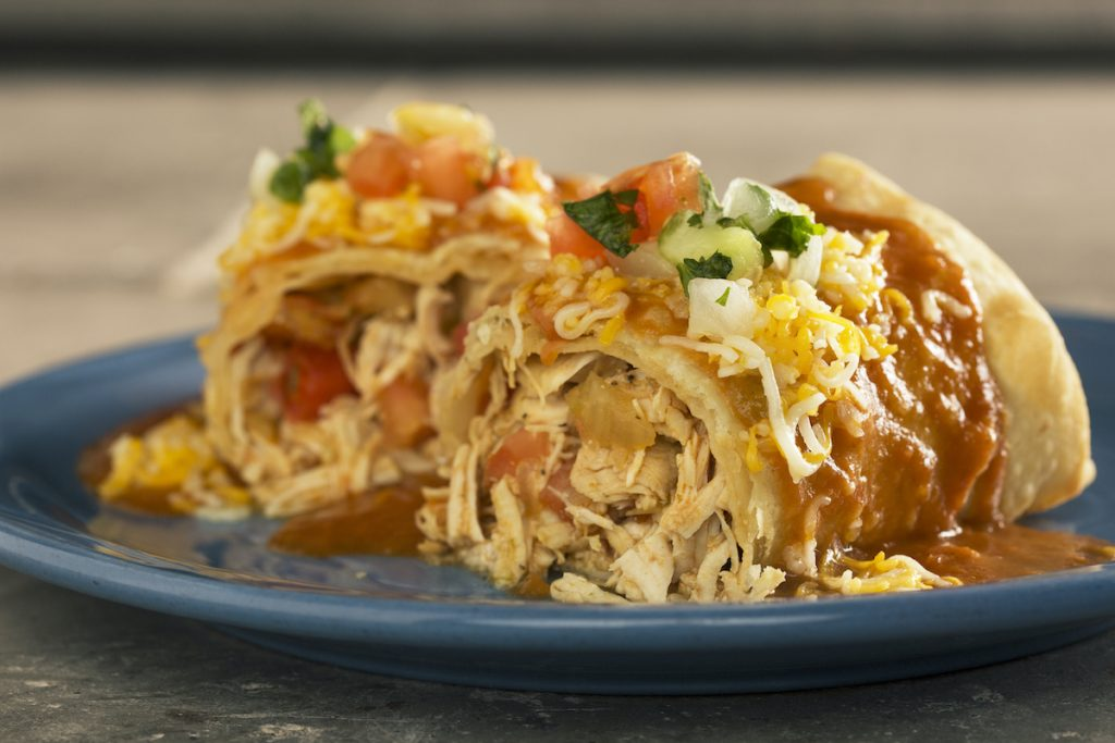 Shredded Chicken Chimi-1e3ea9af