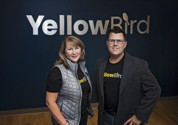 Michelle Tinsley and Michael Zalle, YellowBird founders -36edadbd