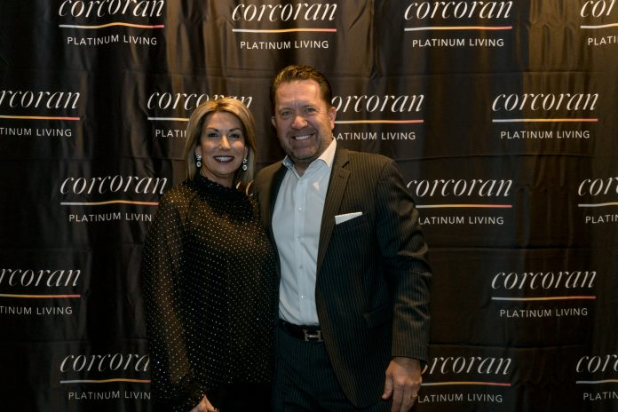 Michelle and Jay Macklin, co-owners of Corcoran Platinum Living -76ad8b6a