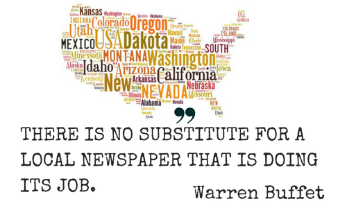 California Map Icon.Buffet Quote With Map Icon California News