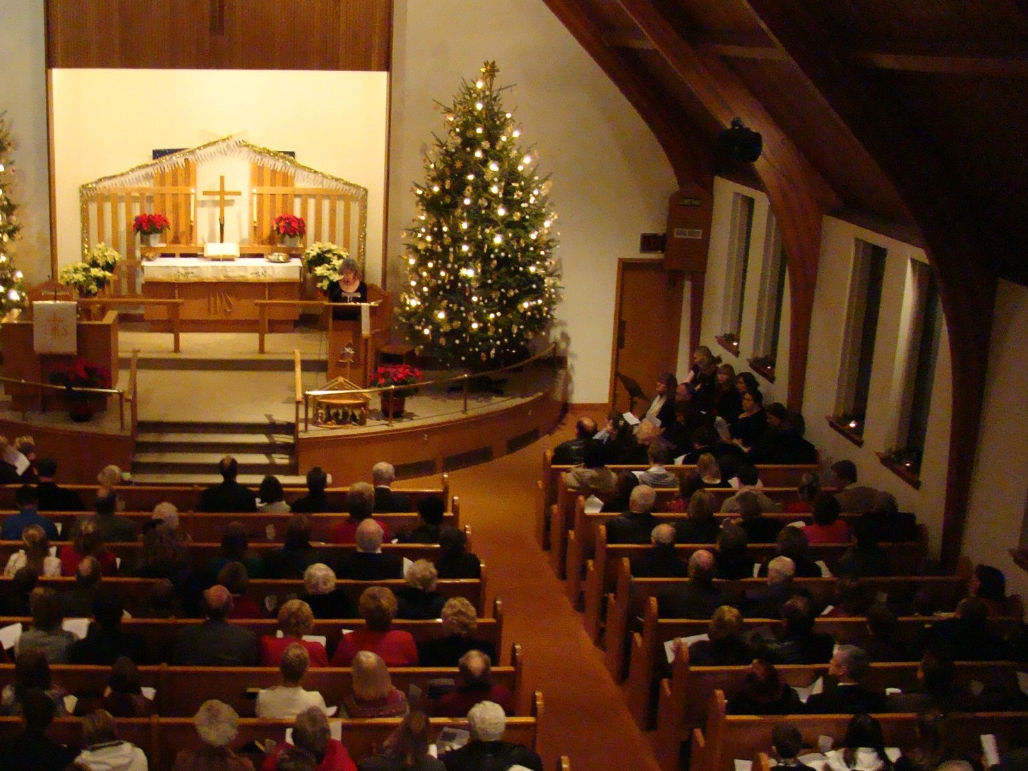 ahwatukees mountain view lutheran church - Christmas Church Service