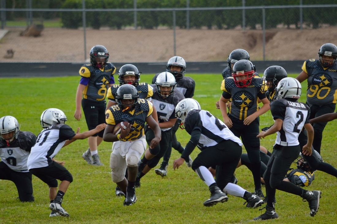 7d81923ec The Tucson Steelers are hosting a free youth football camp this upcoming  weekend!