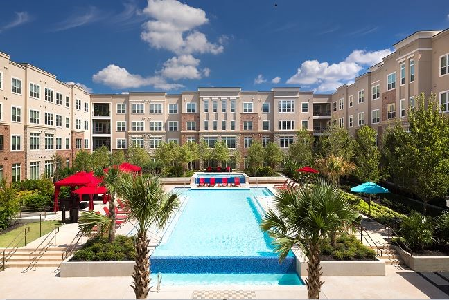 Kaplan Management Company And Simpson Housing® LLLP Announce The Opening Of  Their Latest Luxury Apartment Community In The Camelback Corridor U2013  District At ...