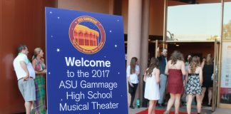 ASU Gammage High School Musical Theater Awards