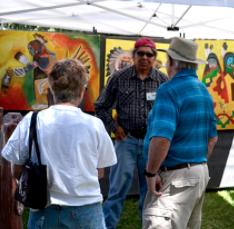 Prescott Indian Art Market