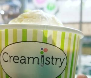 Creamistry Liquid Nitrogen Icecream