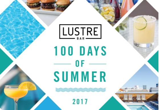 Lustre 100 days of summer